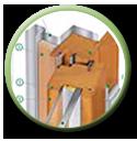 finestre in legno con vetrocamera bassoemissivo